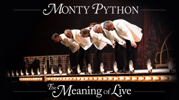 """Exclusive Closing Night """"Monty Python Live (Mostly)"""""""