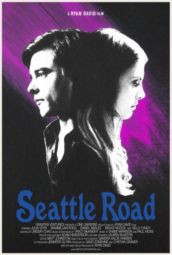 SeattleRoad Poster