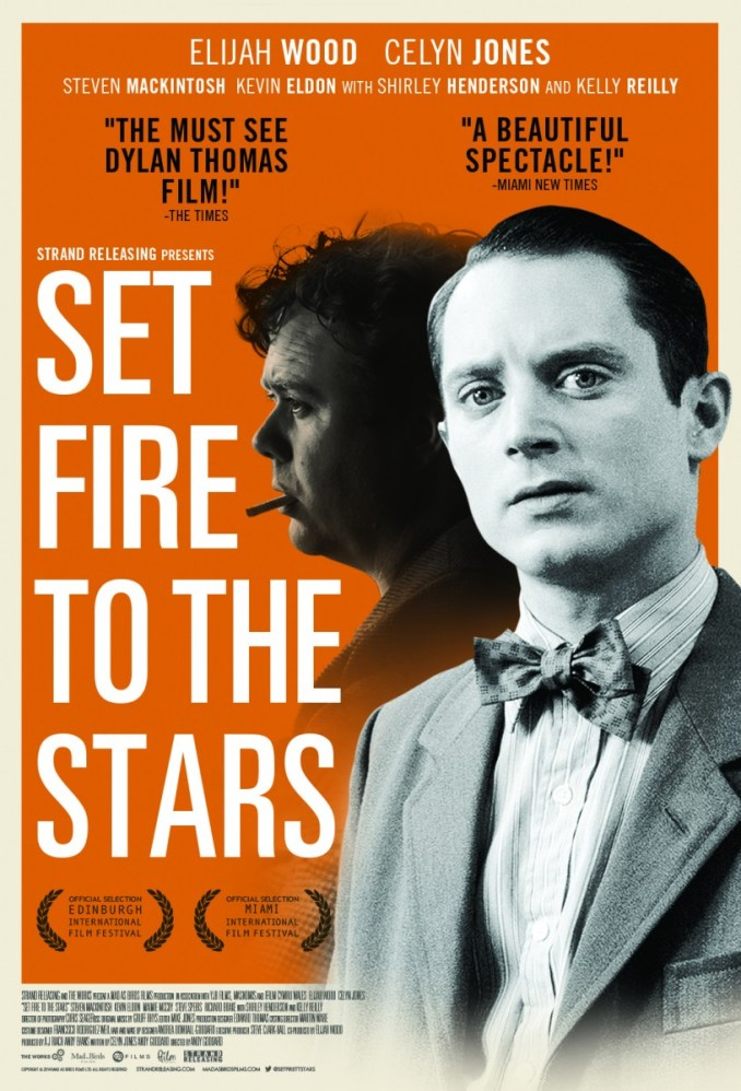 Set Fire To The Stars_Poster