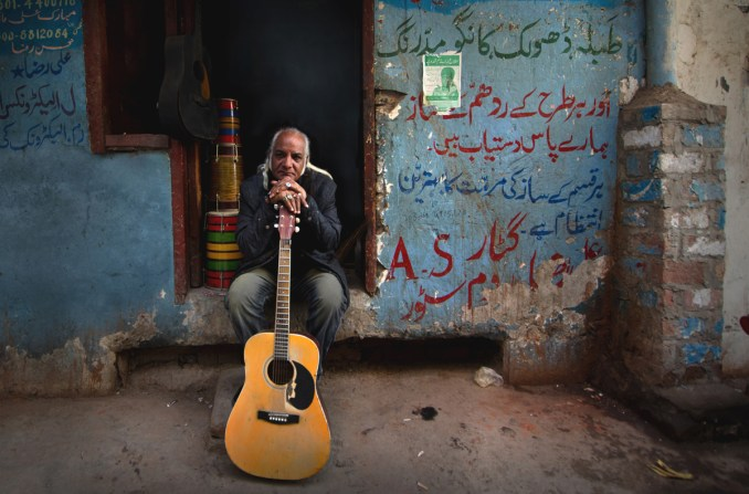 Character: Asad Ali Photographer: Mobeen Ansari