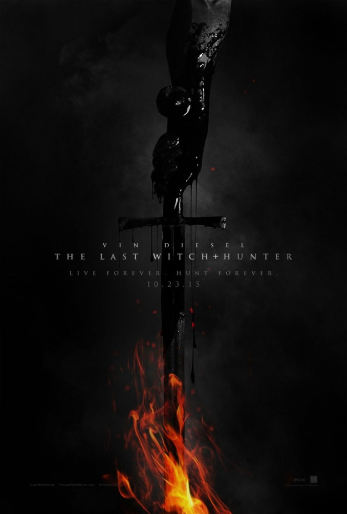 The Last Witch Hunter - Teaser Poster