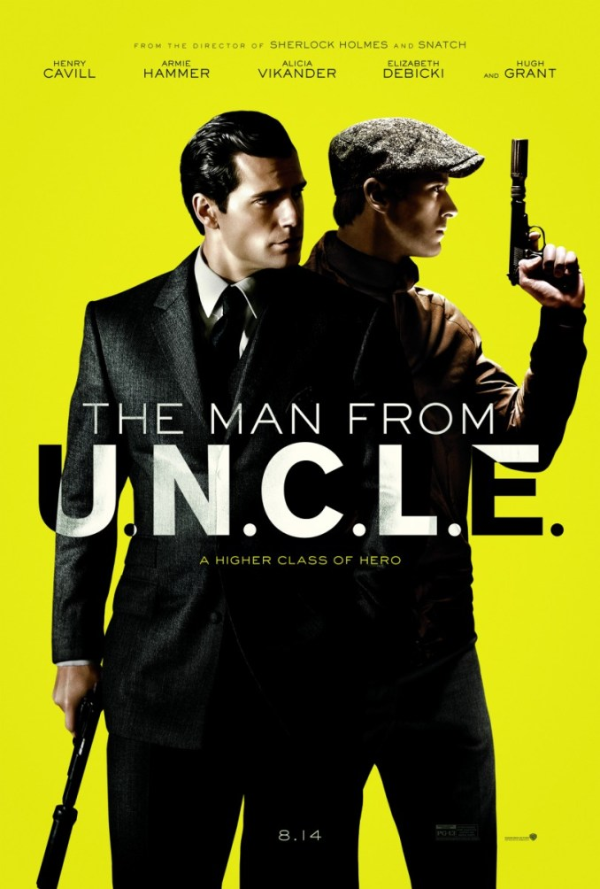 The Man From UNCLE poster1