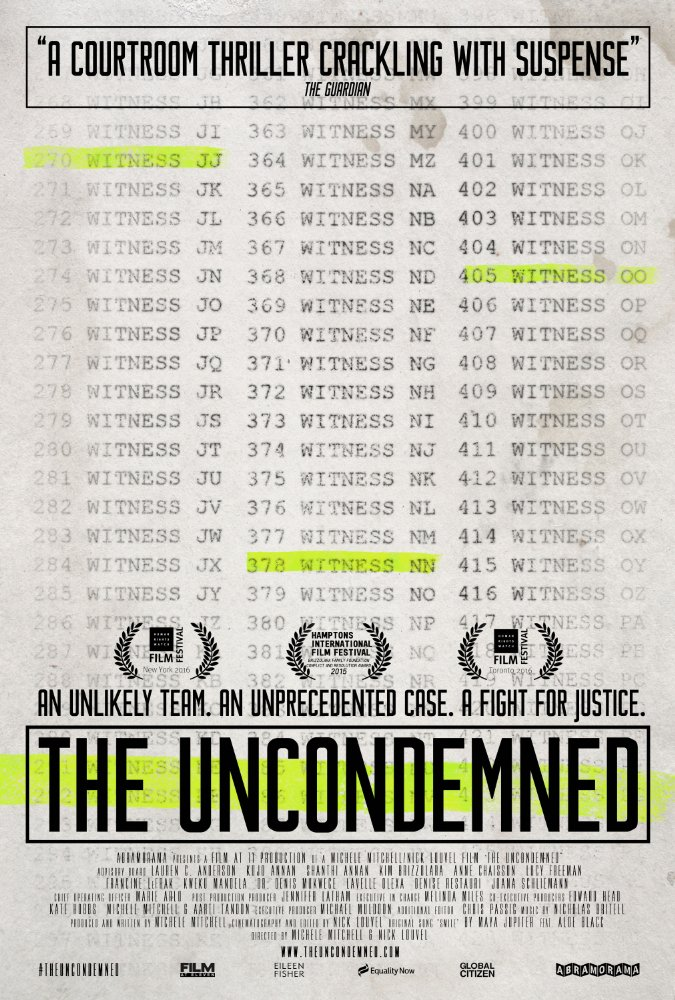 the-uncondemnedposter