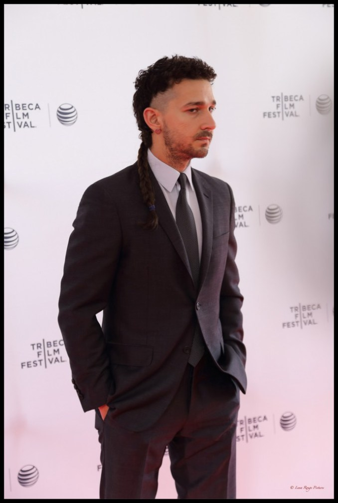 Shia LaBeouf, Love True - Photo Credit: Natalie Samuel, Luna Rouge Pictures