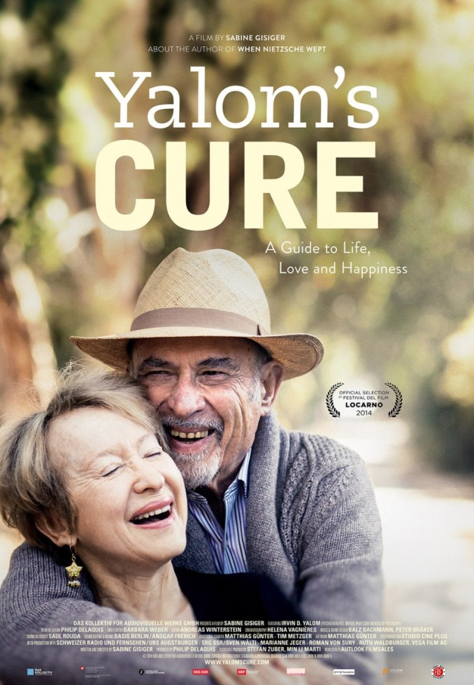 Yalom's Cure-poster