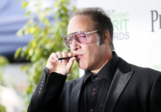 andrew dice clay with red glasses reuters