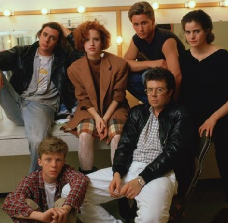 breakfast club - group