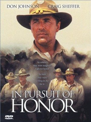 In Pursuit of Honor poster