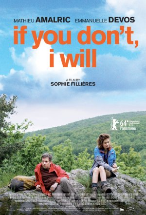 If You Don't, I Will poster