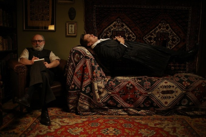 therapy fpo a vamp Freud and count