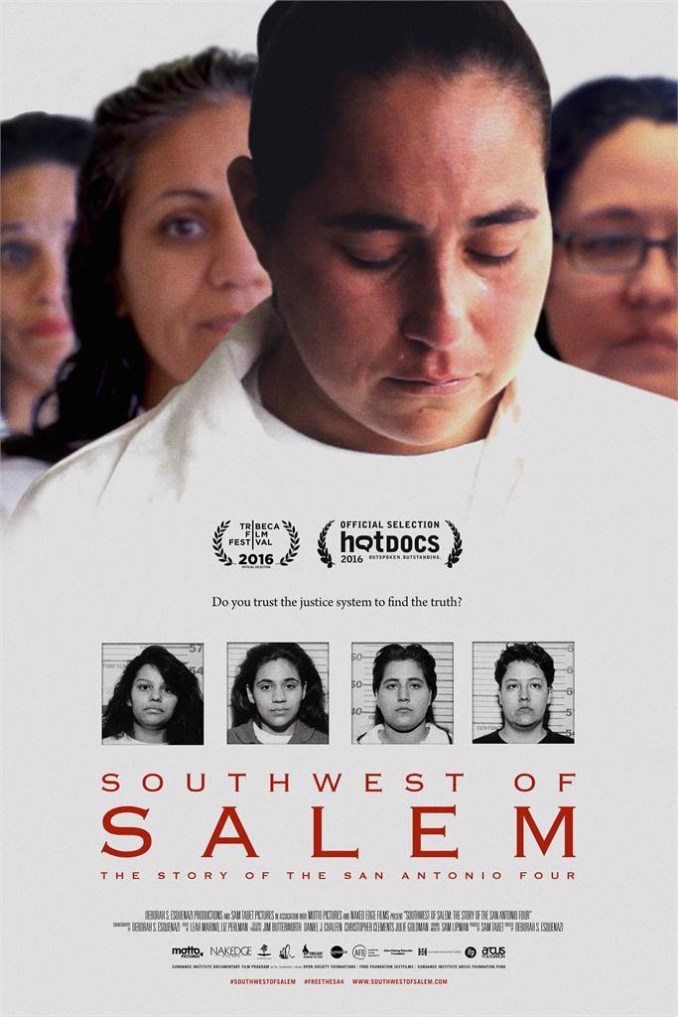 SOUTHWEST PF SALEM poster