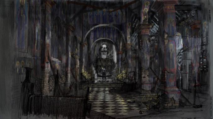 zero theorem-chapel-interior