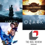 movie review the reel review matt hay joel cunningham comic con podcast reel review tube talk