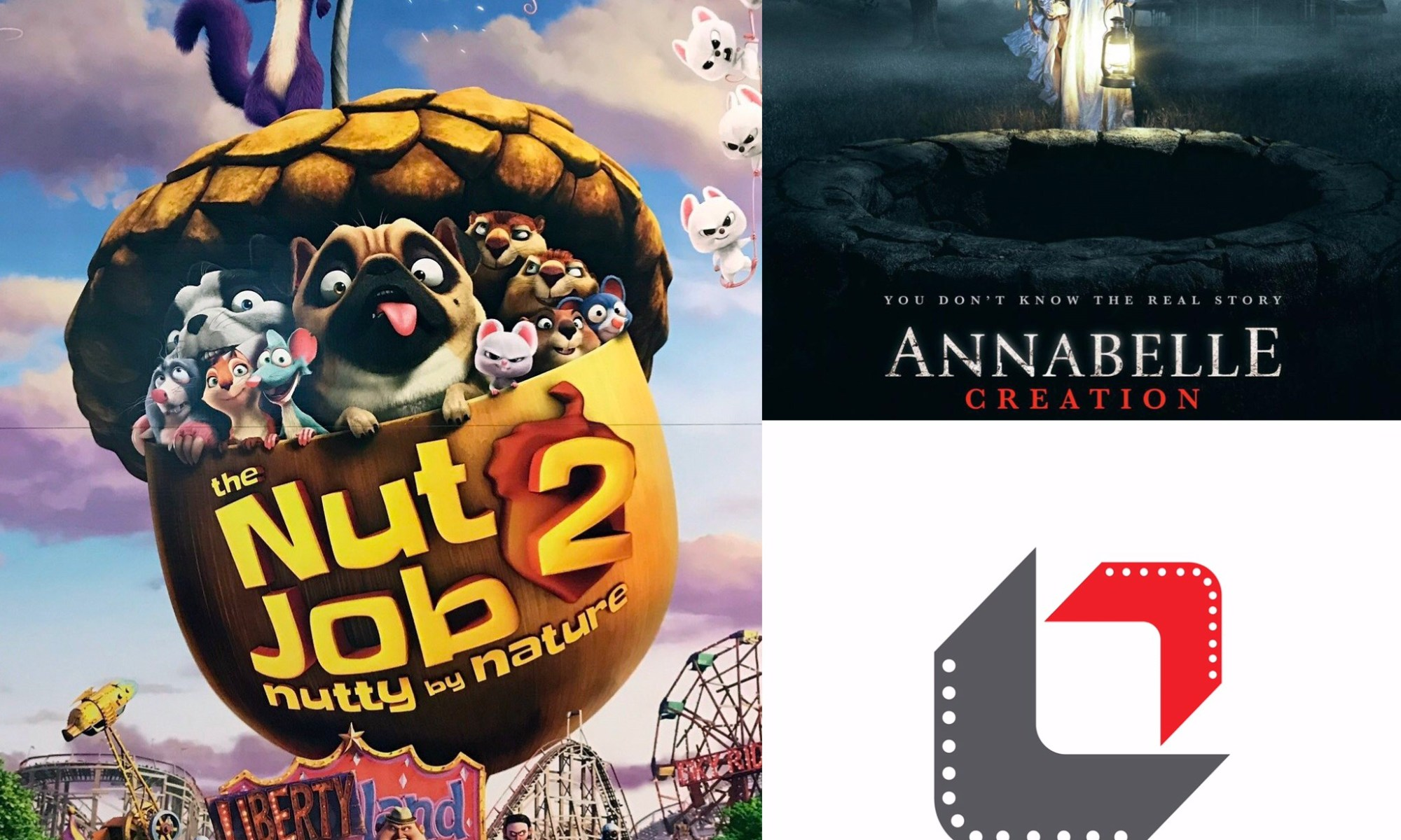 the reel review podcast review movie anabelle creation the conjuring universe