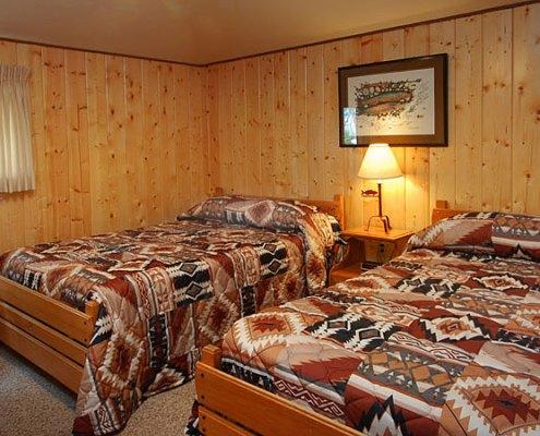 El Western Bedroom