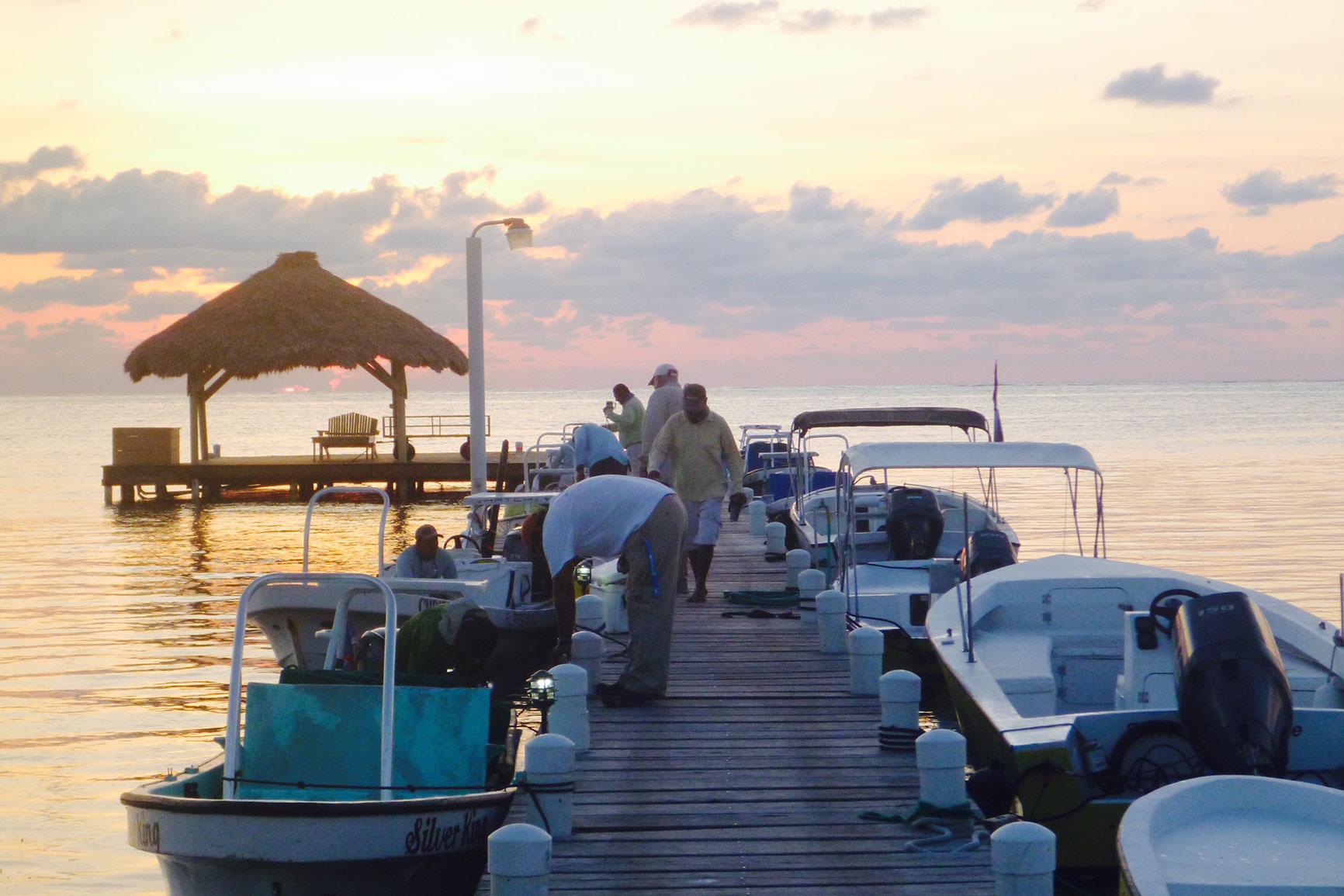 Belize, Reel Women flyfishing adventures trips