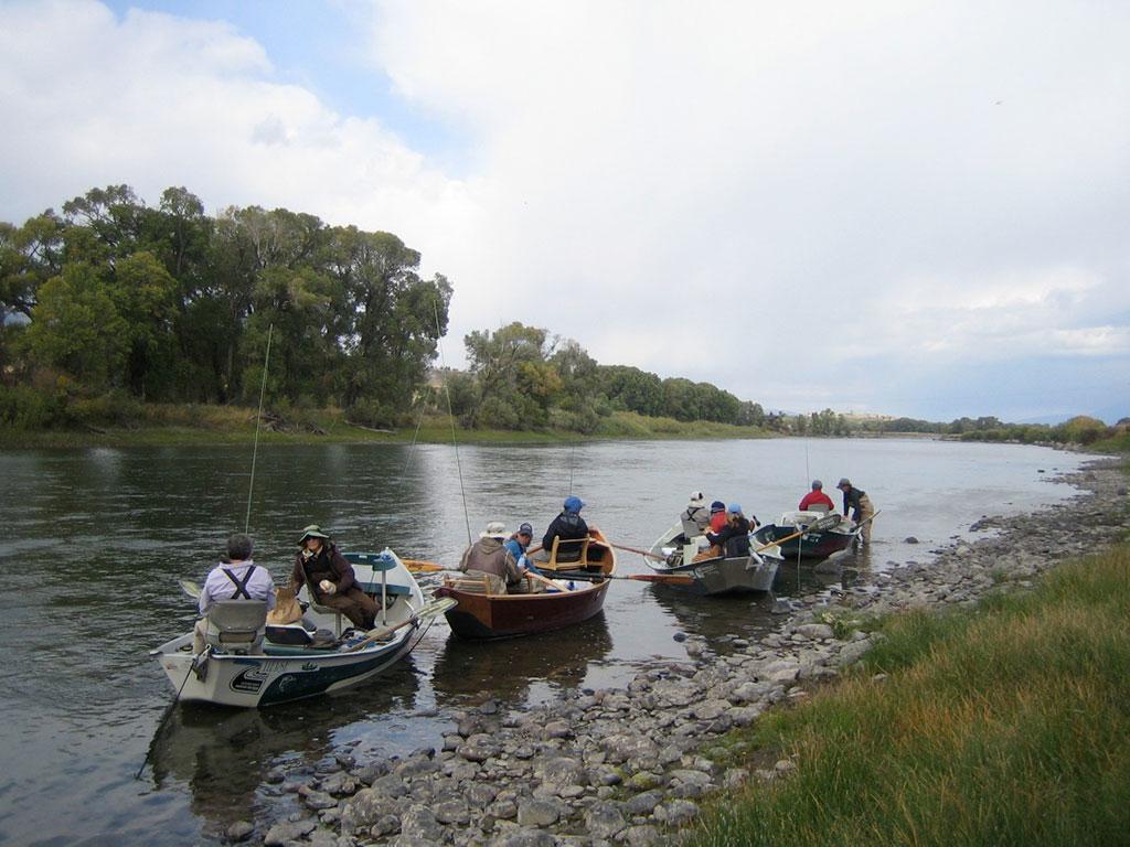 Reel Women Guide School, Reel Women Flyfishing, Lori-Ann Murphy, Fly fishing