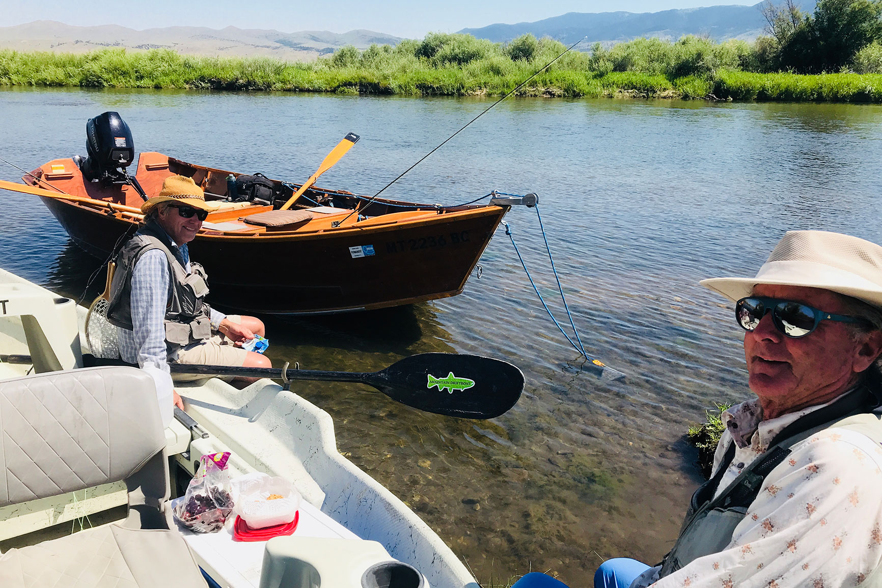Yellowstone River, Flyfishing trips, flyfishing travel