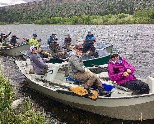 Yellowstone River, Madison River, Reel Women Flyfishing