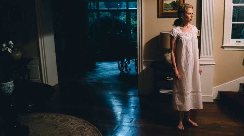 Pictured: Nicole Kidman as Ana in a scene from Yorgos Lanthimos' 2017 horror film, The Killing of a Sacred Deer. Photo by Jima (Atsushi Nishijima), courtesy of A24.