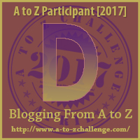 A to Z Challenge D