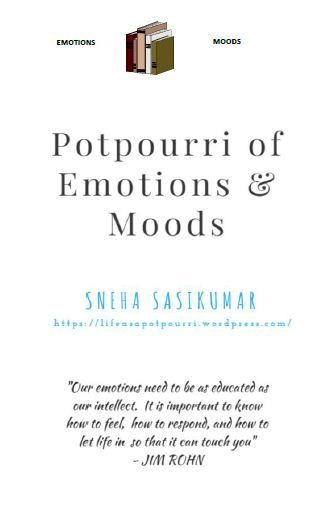 Book review Potpourri of emotions and moods