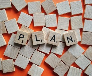 #MondayMusings : Of plans and not having them