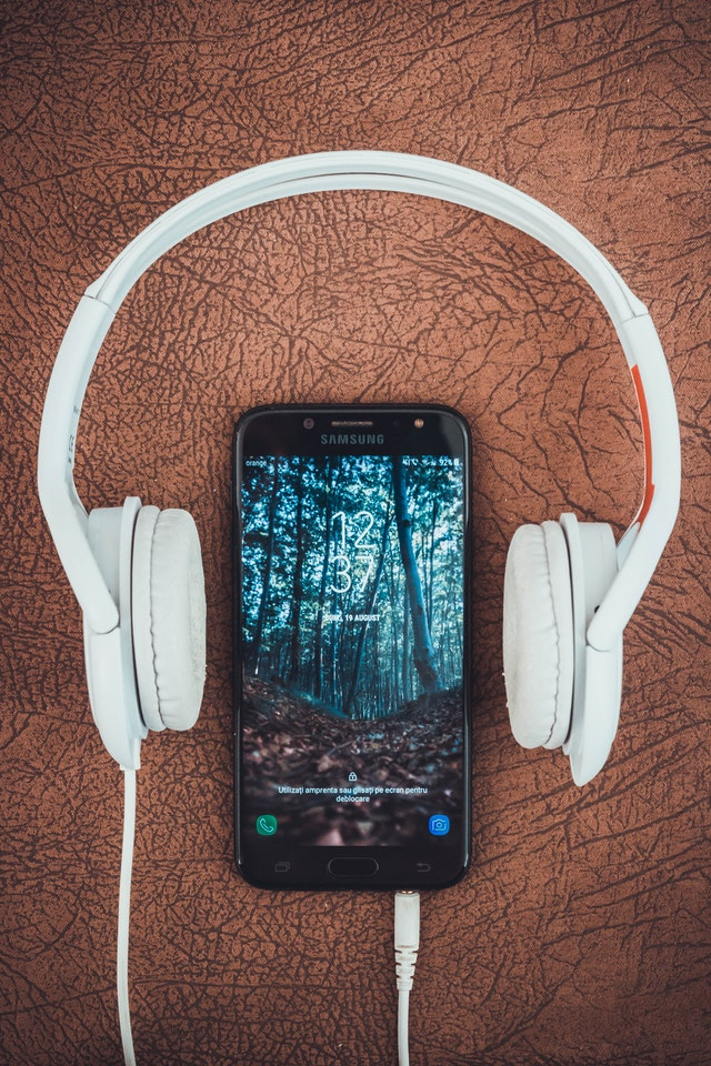 using Audible