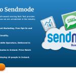 sendmode is bulk text messaging