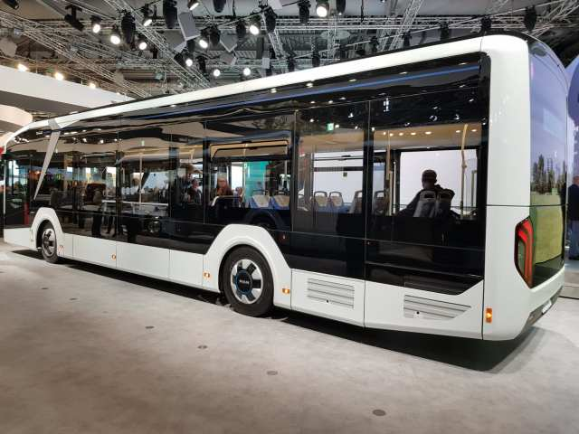 MAN Bus IAA 2018