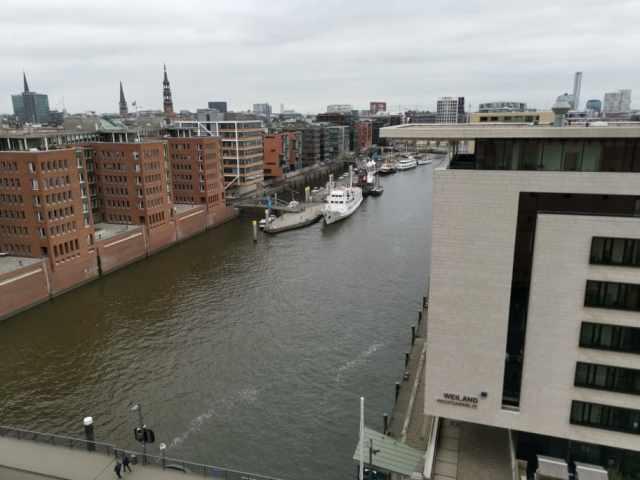 Hamburg Kurztrip Elbphilharmonie Plaza