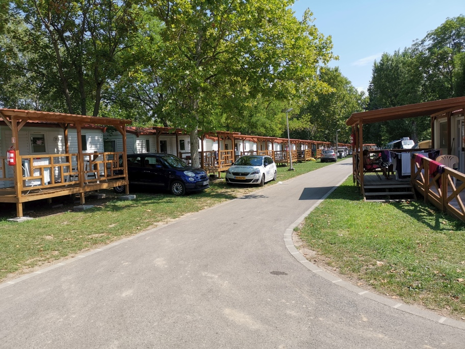 Balatonfüred Camping Mobile Home