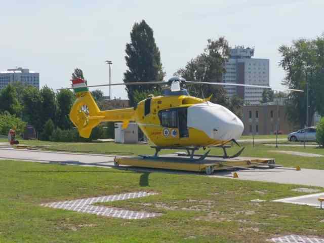Medicopter Ungarn