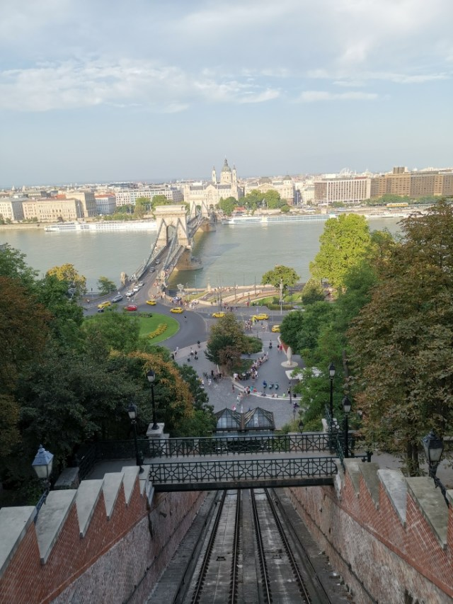 Budapest Standseilbahn