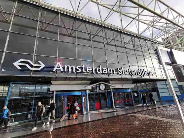 Amsterdam Flixbus