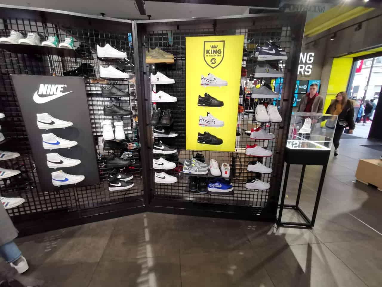 Nike Soho