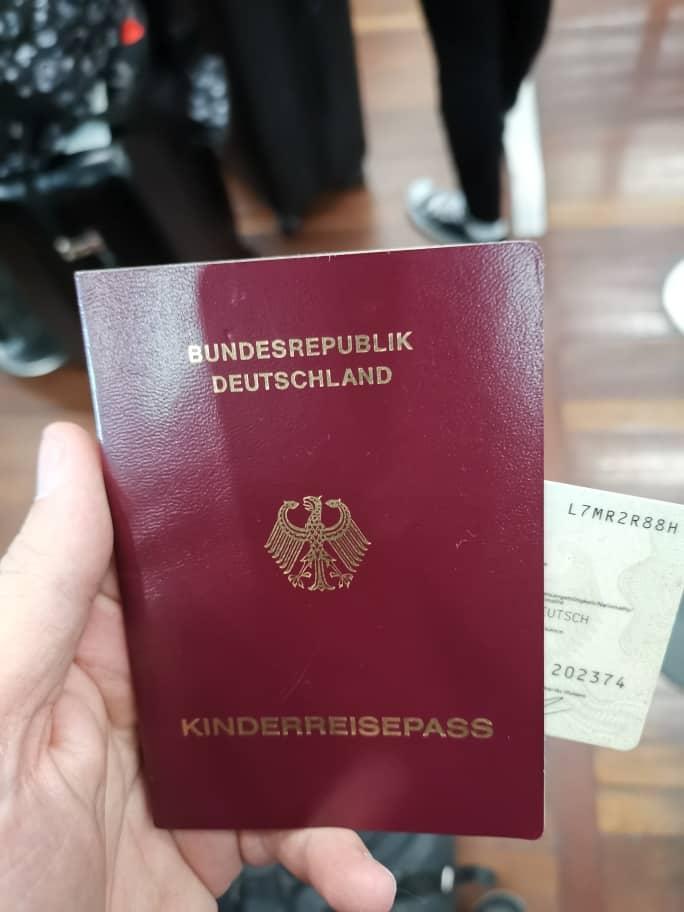 Eurostar Check In