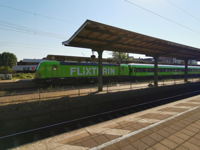 Flixtrain Berlin Köln