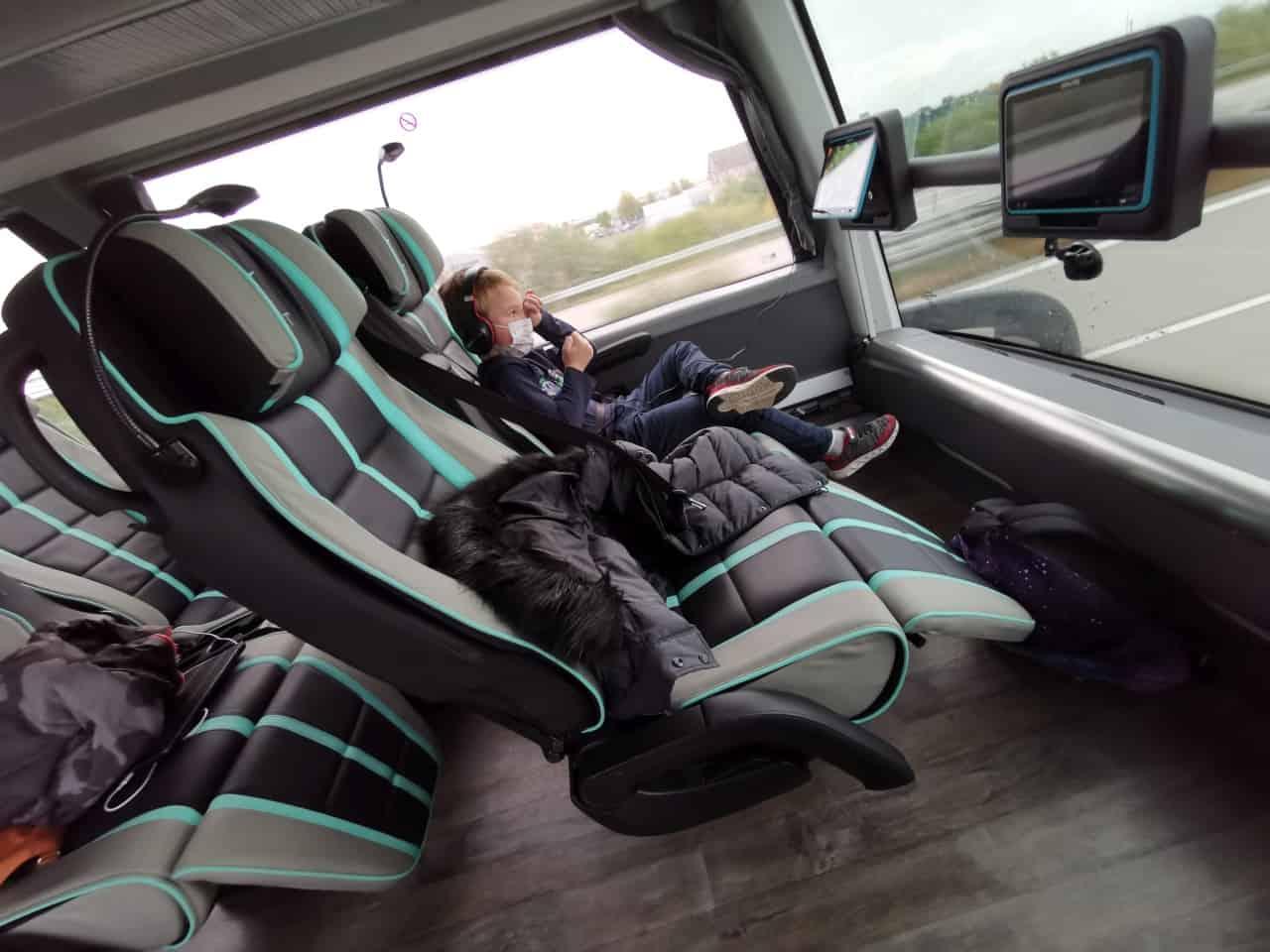 Roadjet bester Sitz