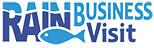 RAIN Business Visit logo