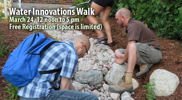 Water Innovations Walk Registration