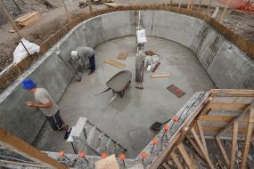 Popovic Cistern Construction
