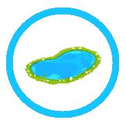 ponds circle