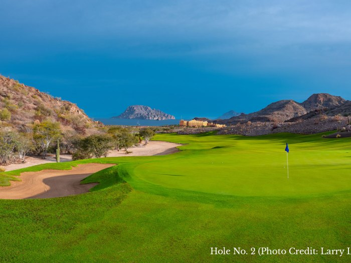 Danzante Bay Golf Course at Villa Del Palmar