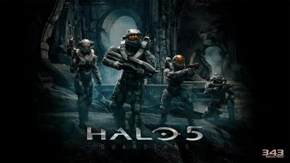 Halo 5 Poster Thing