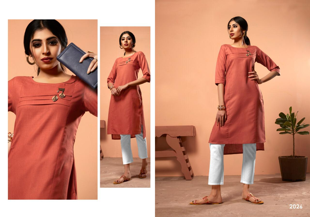 d84ff483762 SUI DHAGA BY KIRARA 2024 TO 2031 SERIES STYLISH FANCY BEAUTIFUL COLORFUL  CASUAL WEAR   ETHNIC WEAR MAGIC COTTON KURTIS AT WHOLESALE PRICE