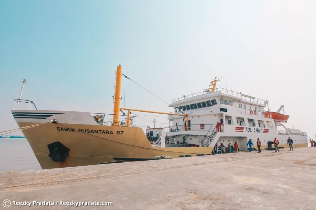 Kapal Sabuk Nusantara 57