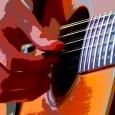 Pro de la corde de guitare