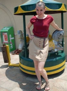 I could be an airline hostess in the60′s… 1