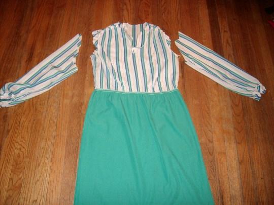 Day 30:  Stenographer Dress 4
